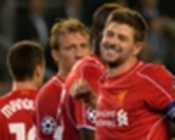 Transfer Talk: Liverpool ready to offer Gerrard new deal