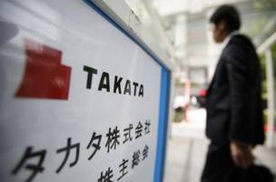 takata must rev up air bag replacement effort: u.s. safety officials